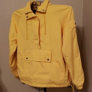 Old Navy Yellow Raincoat